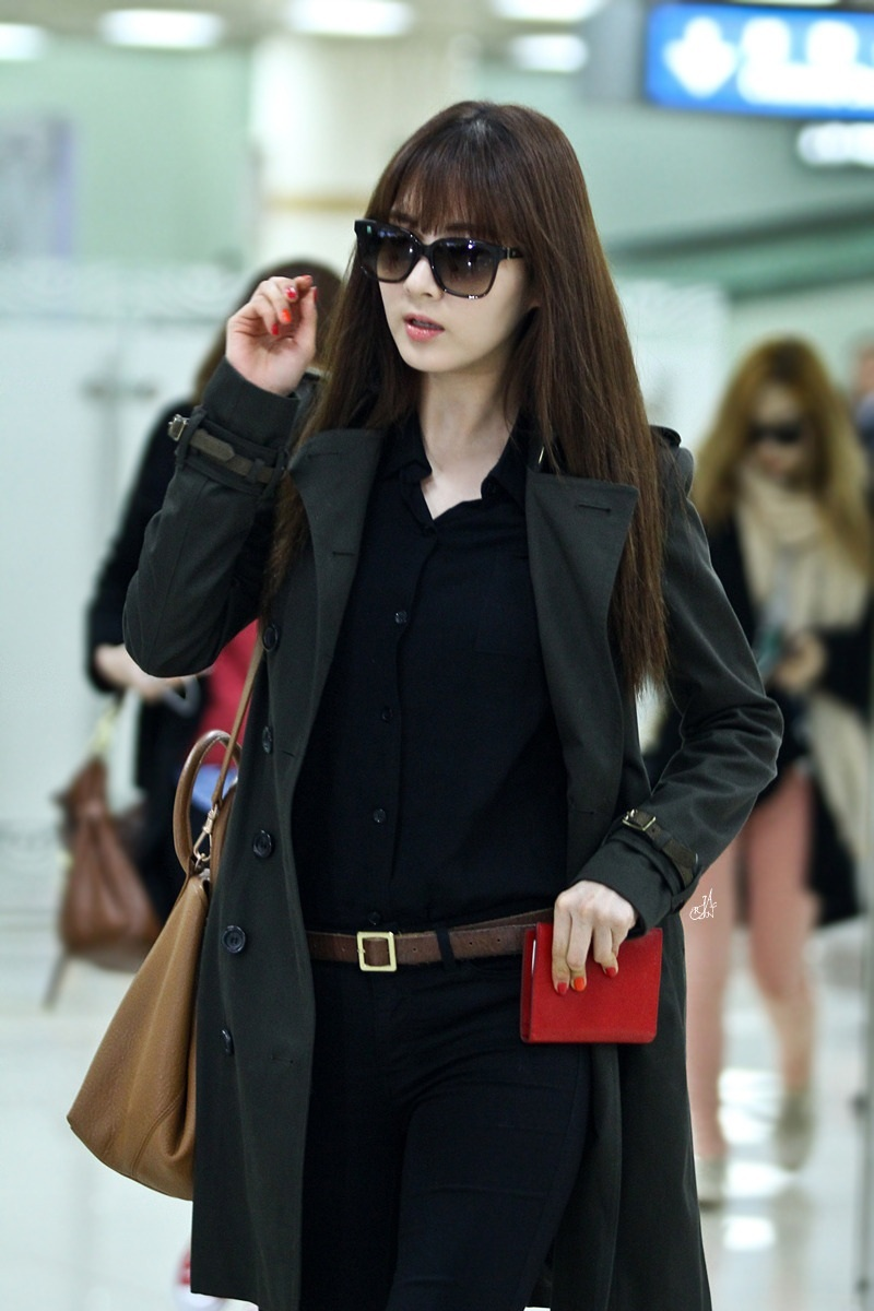 allaboutkpop top 10 best airport fashion female edition
